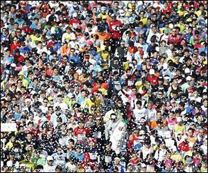 東京マラソン ゴール地点 ビッグサイト 応援 場所 ルート ナビ
