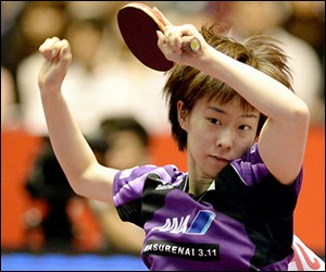 世界卓球 2016 女子 メンバー CM 動画 石川佳純 理由