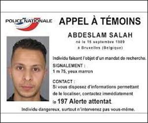 ブリュッセル空港 爆発 動画 犯人 サラアブデスラム