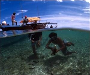 パジャウ族 呼吸法 鼓膜 すごい フィリピン 海上生活