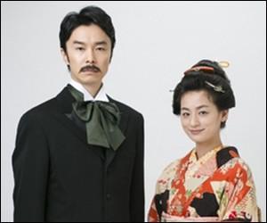 夏目漱石の妻 1話 感想 2話 あらすじ