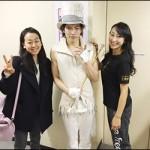 渡辺翔史のブログに浅田舞が【画像】バトントワラーの仕事とは?