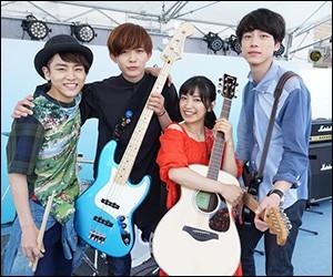 坂口健太郎 バンド メンバー 竜星涼 泉澤祐希 動画