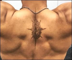 GACKT タトゥー 画像 筋肉