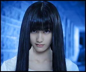 映画『貞子3D』で貞子を演じた高橋愛さん。
